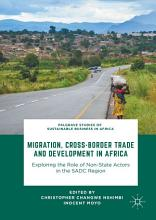 Migration  Cross Border Trade and Development in Africa PDF