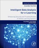 Intelligent Data Analysis for E Learning