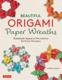 Beautiful Origami Paper Wreaths