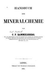 Handbuch der Mineralchemie