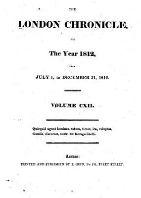 The London Chronicle PDF