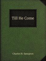 Till He Come PDF