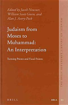 Judaism from Moses to Muhammed PDF