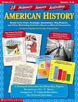 15 Primary Source Activities PDF