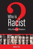 Racism Matters