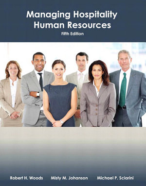 Managing Hospitality Human Resources Ahlei