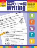 Daily 6 Trait Writing  Grade 2