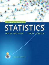 A First Course in Statistics: Edition 11