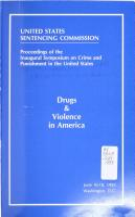 Drugs   Violence in America PDF