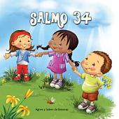 Salmo 34: La bondad de Dios