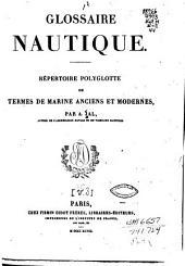 Glossaire nautique: Volume3