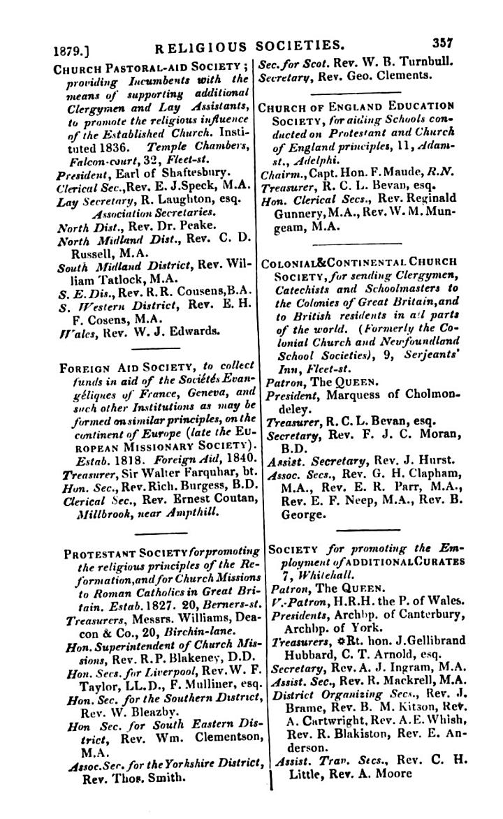 The Royal Kalendar and Court and City Register for England, Scotland, Ireland, and the Colonies for the Year ...