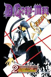 D Gray Man Vol 2 Book PDF