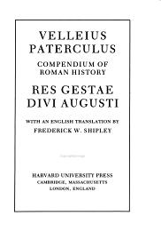 Compendium Of Roman History