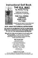 Instructional Golf Book