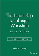 The Leadership Challenge Workshop Facilitator S Guide Set 4th Edition Revised Book PDF