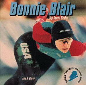 Bonnie Blair  Top Speed Skater