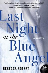 Last Night at the Blue Angel Book