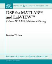 DSP for MATLAB and LabVIEW: LMS adaptive filtering