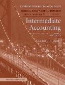 Intermediate Accounting  Problem Solving Survival Guide Vol  I  Ch1 14  t a Intermediate