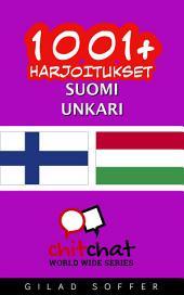 1001+ harjoitukset suomi - unkari