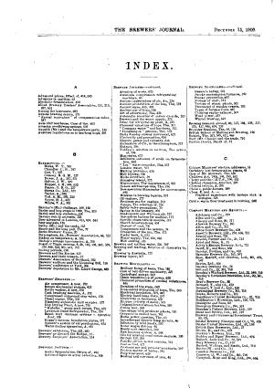 International Brewers  Journal