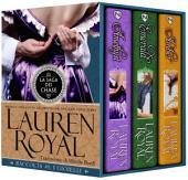 La Saga dei Chase Raccolta #1: I Gioielli: Amethyst, Emerald e Amber