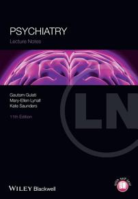 Lecture Notes  Psychiatry PDF