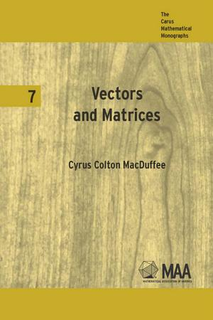 Vectors and Matrices PDF