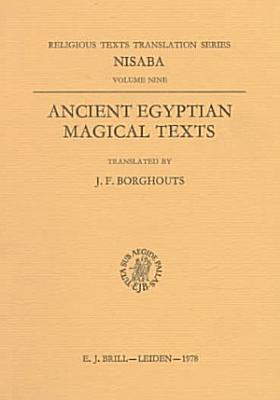Ancient Egyptian Magical Texts PDF