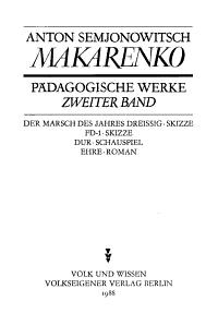 P  dagogische Werke PDF