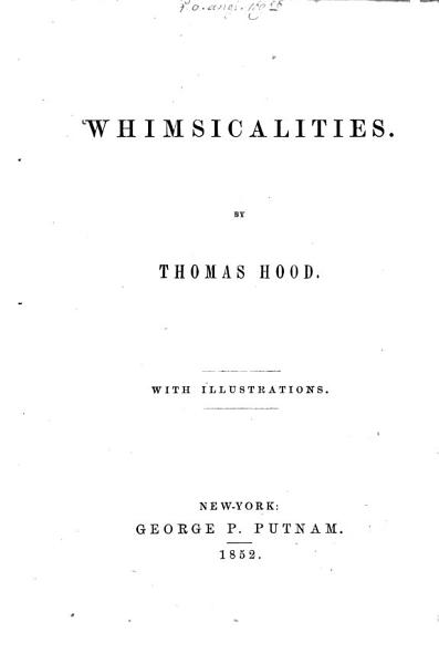 Download Whimsicalities Book
