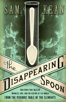 The Disappearing Spoon PDF