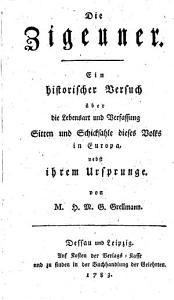 Die Zigeuner     PDF