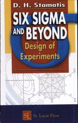 Six Sigma and Beyond PDF