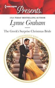The Greek s Surprise Christmas Bride Book