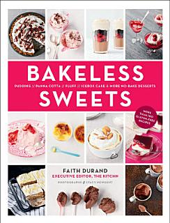 Bakeless Sweets Book