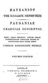 Pausaniae Graeciae descripto