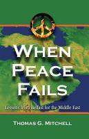 When Peace Fails PDF