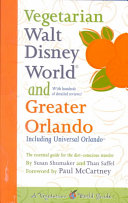 Vegetarian Walt Disney World and Greater Orlando