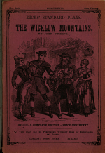 The Wicklow Mountains; Or, Gold in Ireland
