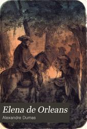 Elena de Orleans: novela historica