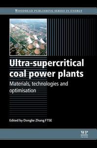 Ultra Supercritical Coal Power Plants