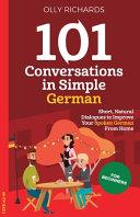 101 Conversations in Simple German PDF