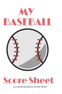 Baseball Score Sheet PDF