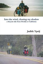 Into the wind, chasing my shadow