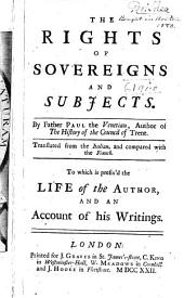The Rights of Sovereigns and Subjects