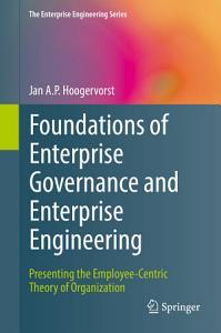 Foundations of Enterprise Governance and Enterprise Engineering PDF