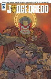Judge Dredd (2016) #9