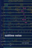 Sublime Noise PDF